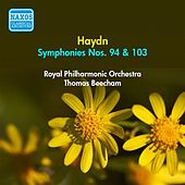 Haydn, J.: Symphonies Nos. 94 and 103 (Beecham) (1951) by Thomas Beecham
