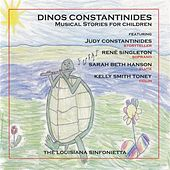 Constantinides: Musical Stories for Children de Dinos Constantinides