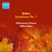 Walton, W.: Symphony No. 1 (Walton) (1953) by William Walton