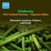 Tchaikovsky, P.I.: 1812 Festival Overture / Capriccio Italien (Dorati) (1954-1955) by Various Artists