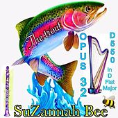 The Trout, Op. 32, D. 550 in D-Flat Major von Suzannah Bee