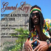 Spirit & Faith Tour 2007/2008 by General Levy
