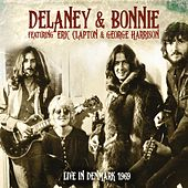 Live in Denmark 1969 di Delaney