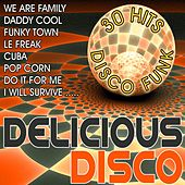Delicious Disco de Various Artists