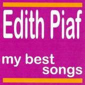 My best songs - edith piaf de Edith Piaf