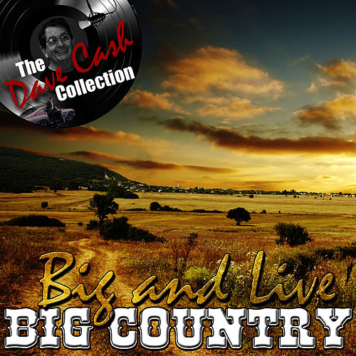 Big And Live - [The Dave Cash Collection] by Big Country