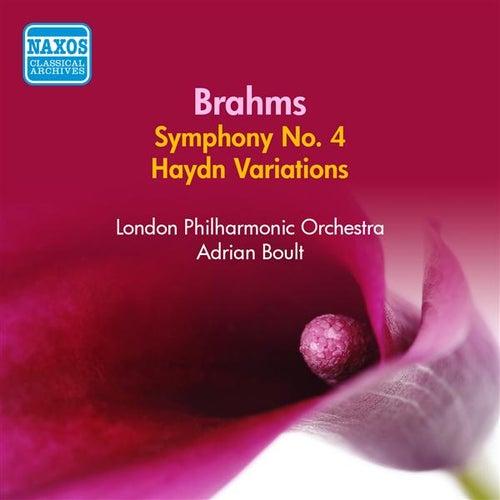 Brahms: Symphony No. 4 (Boult) (1955) by Adrian Boult