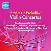 Brahms: Violin Concerto / Prokofiev: Violin Concerto No. 2 (Francescatti) (1952, 1956) by Various Artists