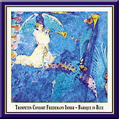 Baroque in Blue by Various Artists