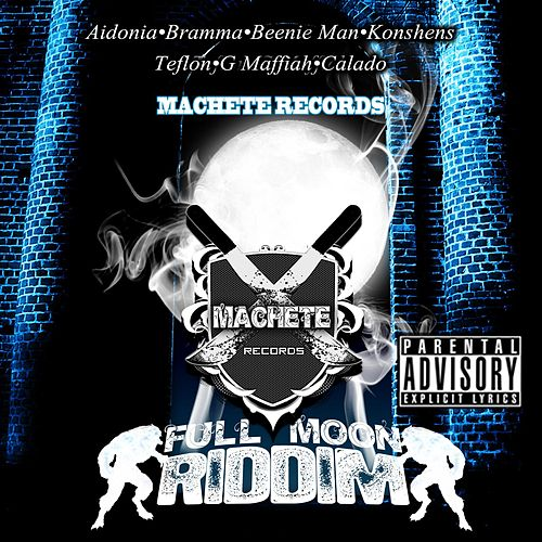 Full Moon Riddim by Various Artists