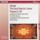 Mozart: The Great Mass in C Minor; Vesper K.321 by Various Artists