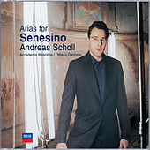 Arias for Senesino de Andreas Scholl