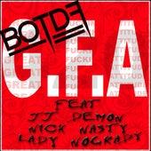 G.F.A. [feat. Jj Demon, Nick Nasty & Lady Nogrady] - Single by Blood On The Dance Floor