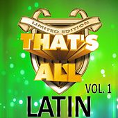 That's All Latin, Vol. 1 de Various Artists