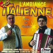 L'ambiance italienne spéciale fête, vol. 2 (Accordéon) by Various Artists