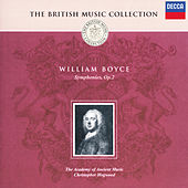 Boyce: Symphonies Nos. 1-8 by The Academy Of Ancient Music