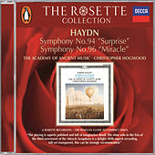 Haydn: Symphonies Nos.96 & 94 by The Academy Of Ancient Music