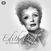 Edith Piaf At Carnegie Hall, 1957 de Edith Piaf
