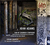 Son of Chamber Symphony / String Quartet by John Adams
