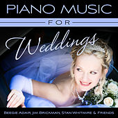 Piano Music For Weddings de Various Artists