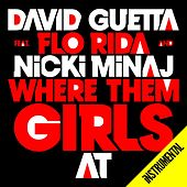 Where Them Girls At (Instrumental) by David Guetta