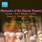 Memories Of Old Vienna Theatre (Gueden) (1954) by Hilde Gueden