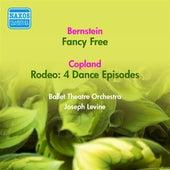 Bernstein, L.: Fancy Free / Copland, A.: Rodeo (Joseph Levine) (1952) von Joseph Levine