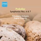 Prokofiev, S.: Symphonies Nos. 6, 7 (Ormandy) (1950, 1953) by Eugene Ormandy