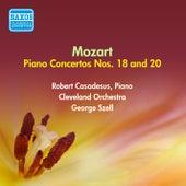 Mozart, W.A.: Piano Concertos Nos. 18, 20 (Casadesus) (1956) by George Szell