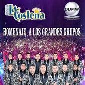 Homenaje a los Grandes Grupos by Banda La Costeña