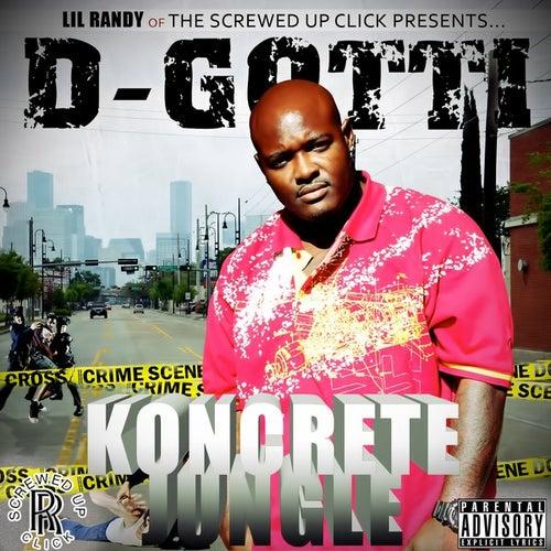 Konkrete Jungle [Lil' Randy Mix] by D-Gotti