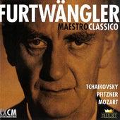 Wilhelm Furtwängler: Tchaikovsky, Pfitzer, Mozart) by Wilhelm Furtwängler