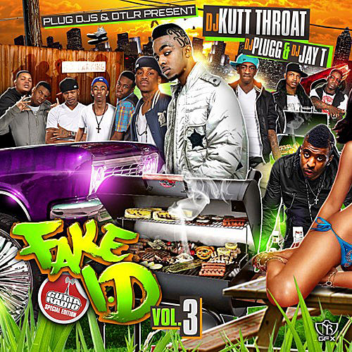 Fake I.D Vol. 3 by Various Artists