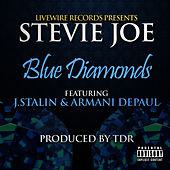 Blue Diamonds - Single by Stevie Joe