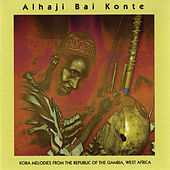Kora Melodies From The Republic Of The Gambia, West Africa by Alhaji Bai Konte