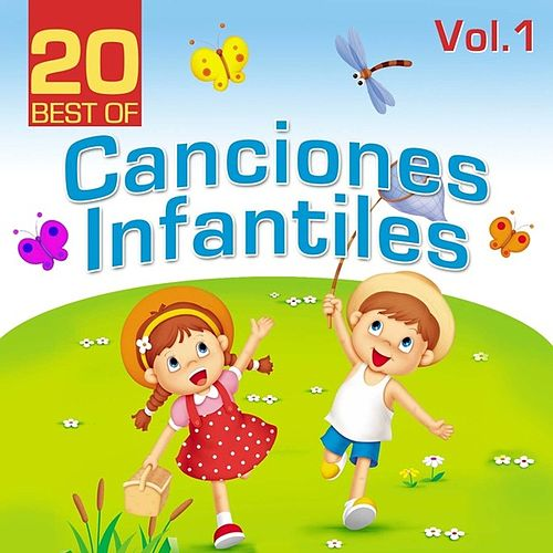 20 Best Of Canciones Infantiles Vol. 1 by The Countdown Kids