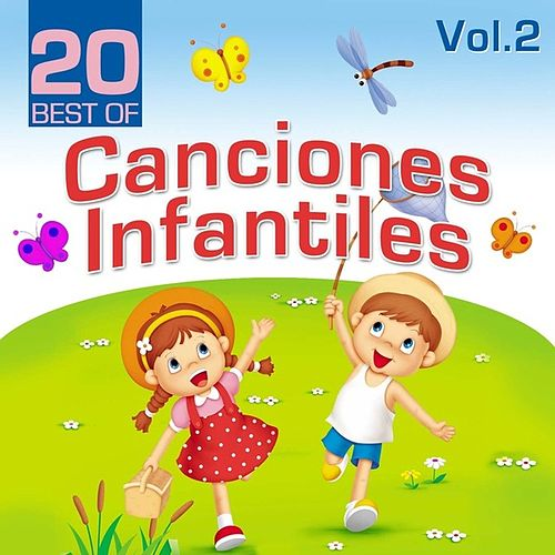 20 Best Of Canciones Infantiles Vol. 2 by The Countdown Kids