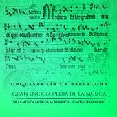 Gran Enciclopedia De La Música: De La Música Antigua Al Barroco von Orquesta Lírica Barcelona