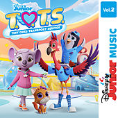 Disney Junior Music: T.O.T.S. (Vol. 2) di T.O.T.S. - Cast