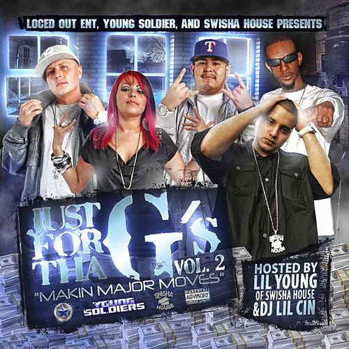 Just For Tha G's Vol. 2 'Makin Major Moves' by Various Artists