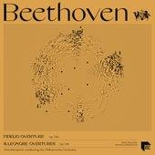 Beethoven: Fidelio Overture, Op. 72b & Leonore Overtures Nos. 1, 2 & 3, Op. 138 von Otto Klemperer
