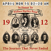 In Honor to Wallace Hartley Band: The Journey That Never Ended de Various Artists