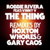 The Thing de Robbie Rivera