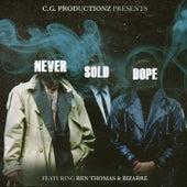 Never Sold Dope (feat. Ren Thomas & Bizarre) von Cg