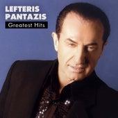 Lefteris Pantazis Greatest Hits von Lefteris Pantazis (Λευτέρης Πανταζής)