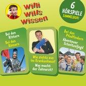 Sammelbox 3, Folgen 7-9 von Willi wills wissen