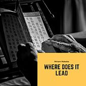 Where does it Lead by Miriam Makeba