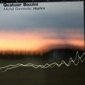 Michel Gonneville: Hozhro by Quatuor Bozzini
