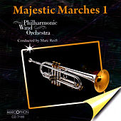 Majestic Marches 1 de Philharmonic Wind Orchestra