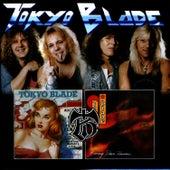 No Remorse / Burning Down Paradise de Tokyo Blade